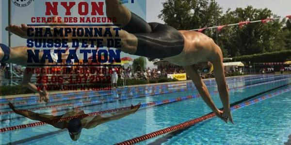 Championnat Suisse Ete Nyon 2012