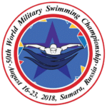 World Military Swimming Championships Russia 2018