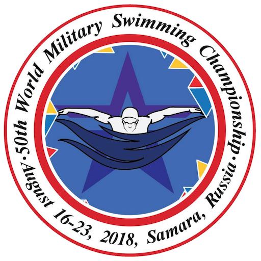 World Military Swimming Championships Russia 2018